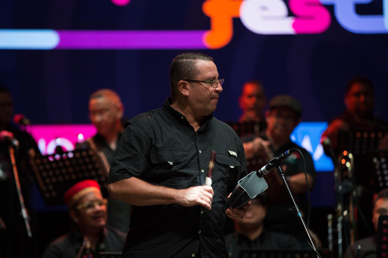 Noche de boleros en el Panama Jazz Festival 2020