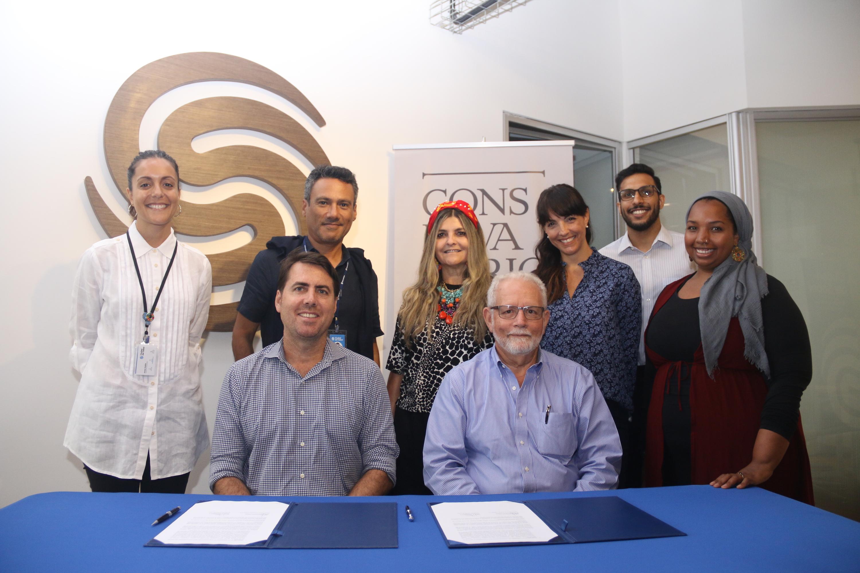 CdS firma un MDE con el Conservatorio Innovación Urbana